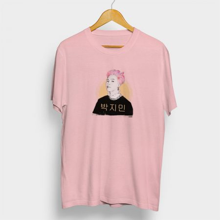 Camiseta algodón Jimin Butter