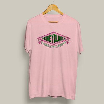 Camiseta algodón HoneyDukes