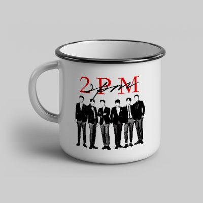 Taza vintage cerámica 2PM