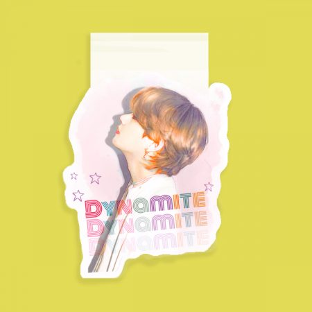 Marcapáginas Magnético Tae Dynamite