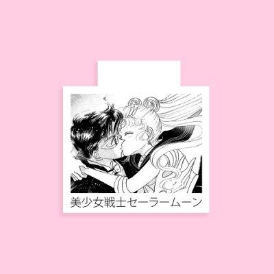 Marcapáginas Magnético Bishōjo Senshi Sērā Mūn