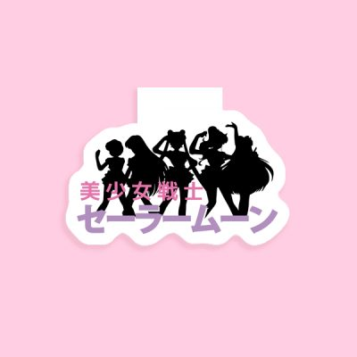 Marcapáginas Magnético Sailor Moon