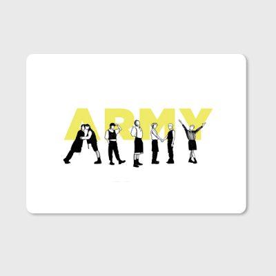 Alfombrilla ratón Army