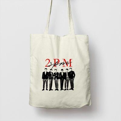Tote bag de Algodón 2PM