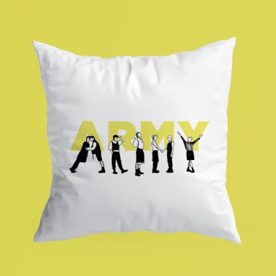 Cojín Army