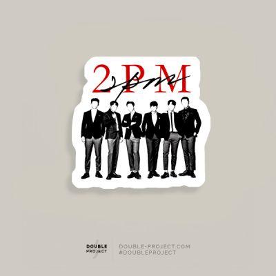 Pegatina 2PM
