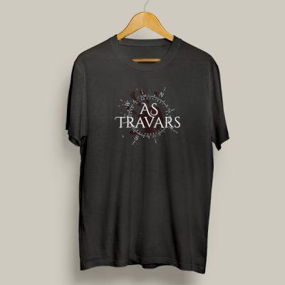 Camiseta algodón As travars