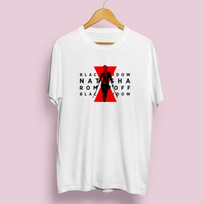 Camiseta Natasha Romanoff
