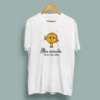 Camiseta Miss Minutes
