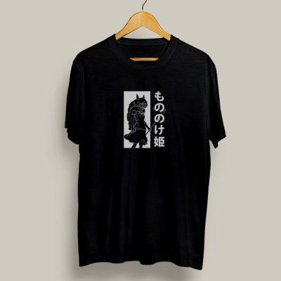 Camiseta algodón Mononoke