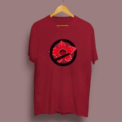Camiseta algodón Demogorgon
