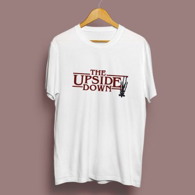 Camiseta The Upside Down