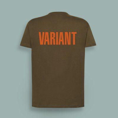 Camiseta algodón Variant
