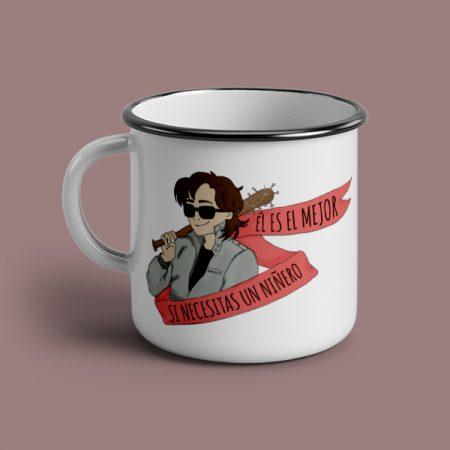 taza vintage cerámica El mejor