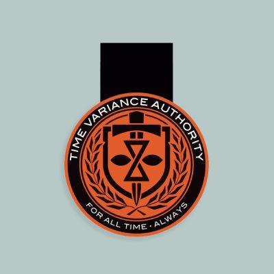 Marcapáginas Magnético Time Variance Authority