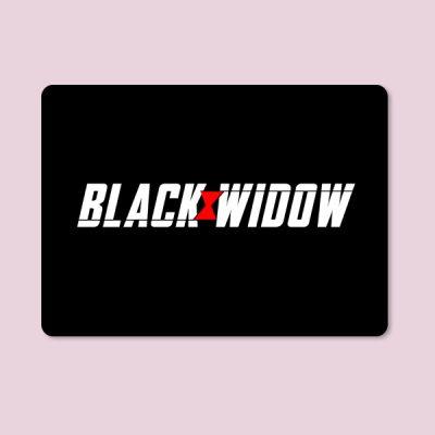 Alfombrilla ratón Black Widow