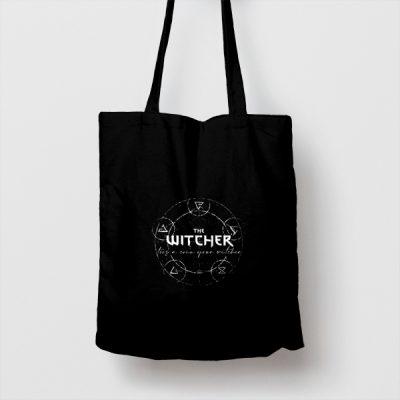 Tote bag de Algodón The Witcher