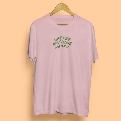 Camiseta Happee Birthdae