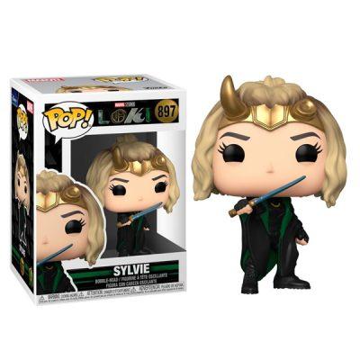 Marvel Loki Funko POP Sylvie