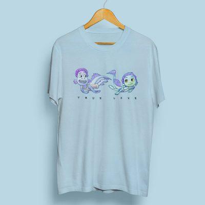 Camiseta algodón True Love
