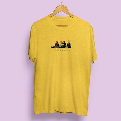 Camiseta algodón In your area