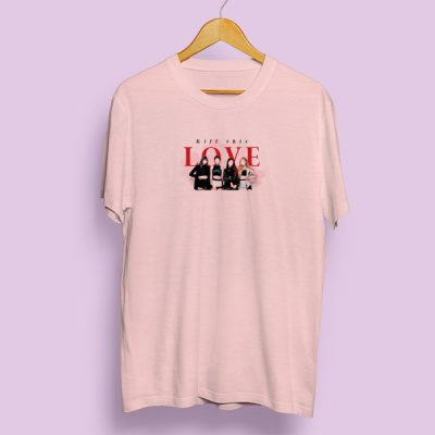 Camiseta algodón Kill this love