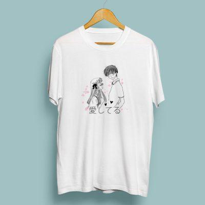Camiseta Aishiteru
