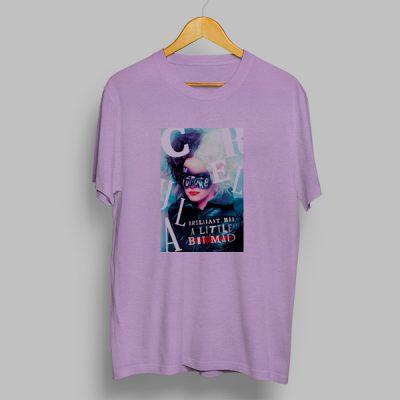 Camiseta algodón A bit mad