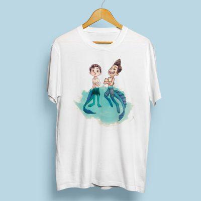 Camiseta Luca y Alberto