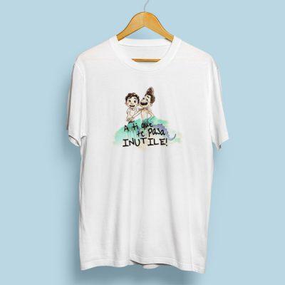 Camiseta Inutile