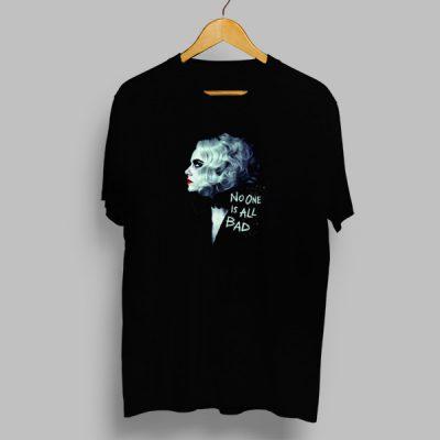 Camiseta algodón No one is all bad