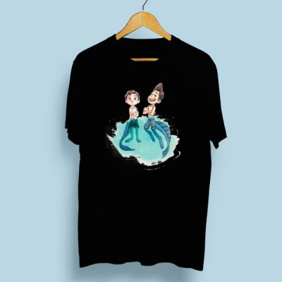 Camiseta algodón Luca & Alberto