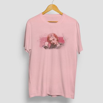 Camiseta algodón TocToc