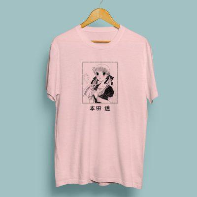 Camiseta algodón Tohru