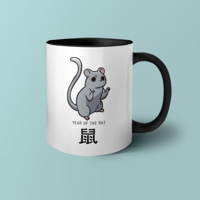 Taza Year of the rat