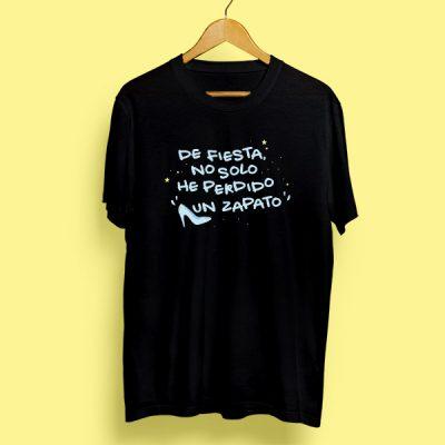 Camiseta algodón De fiesta