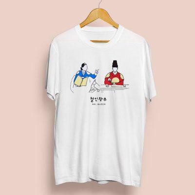 Camiseta Mr Queen