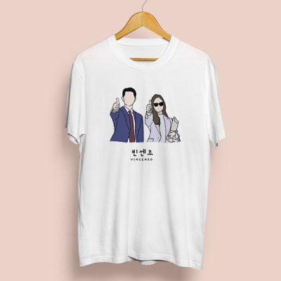 Camiseta Hotel de Luna