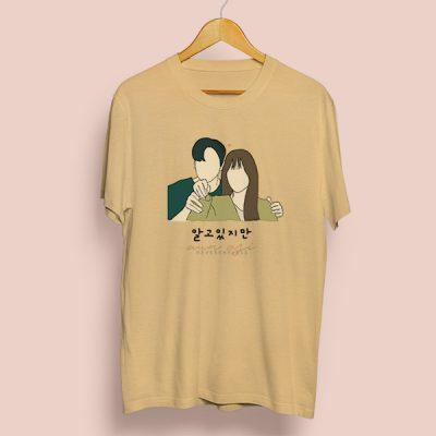 Camiseta algodón Nevertheless