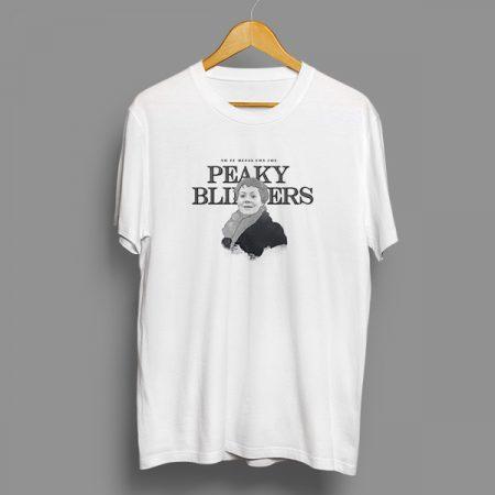 Camiseta no te metas con los Peaky Blinders