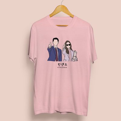 Camiseta algodón Vincenzo
