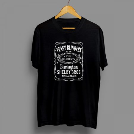 Camiseta algodón Garrison