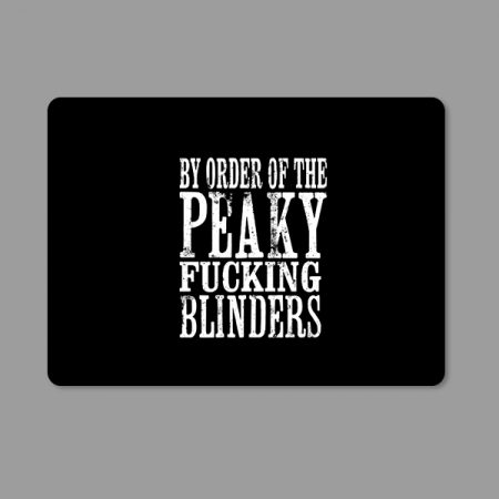 Alfombrilla ratón by order of the peaky fucking blinders