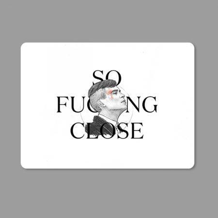 Alfombrilla ratón so fucking close