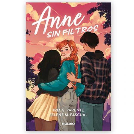 Novela ANNE SIN FILTROS