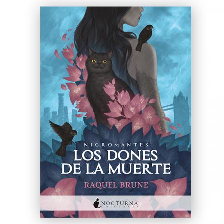 Novela LOS DONES DE LA MUERTE
