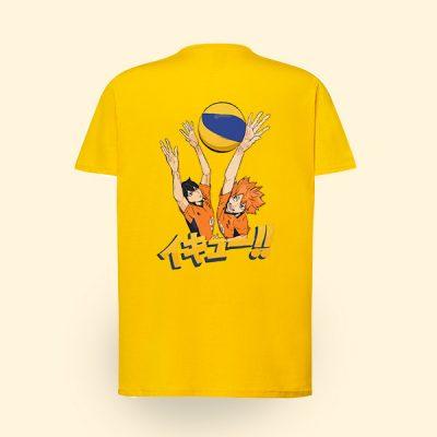 Camiseta algodón Haikyū!!