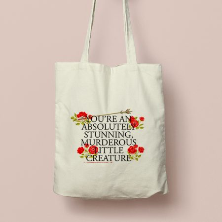 Tote bag de Algodón You're an absolutely stunning
