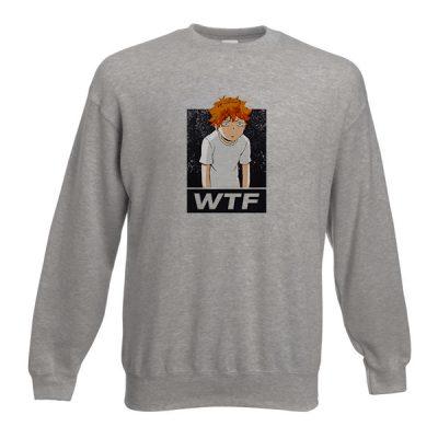 Sudadera algodón WTF